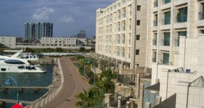 Luxuary apartment in the The Laguna building Herzliya Pituach