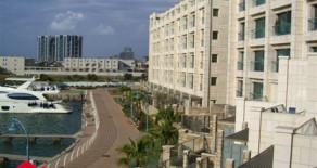 דירות יוקרה בלגונה במרינה הרצליה