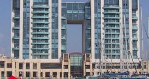 דירות יוקרה במגדלי המרינה הרצליה פיתוח